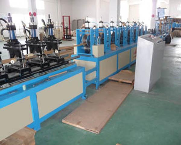 纸护角生产线